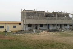 La casa dei volontari